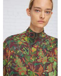 Anntian - Multicolor Print K Circle Shirt - Lyst