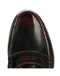 Ted Baker - Mens Dark Red Rommeo Loafers for Men - Lyst