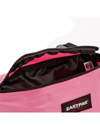 Eastpak - Coupled Pink Springer Hip Bag - Lyst