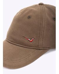 Barbour - Green Cathal Sports Cap for Men - Lyst