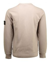 Stone Island - Gray Sweatshirt for Men - Lyst