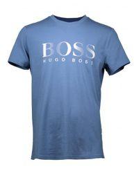 BOSS - Blue Rn T for Men - Lyst