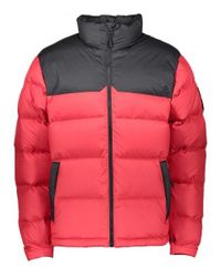 97837dd7f6c9 Lyst - The North Face 1992 Nuptse Jacket in Red for Men