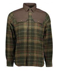 Fjallraven | Green Granit Shirt for Men | Lyst