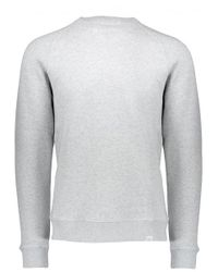 Norse Projects - Gray Ketel Classic Crew for Men - Lyst