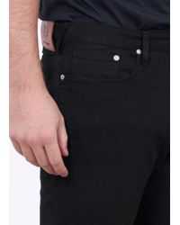 Paul Smith - Black Slim Standard Fit Jeans for Men - Lyst