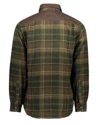 Fjallraven - Green Granit Shirt for Men - Lyst