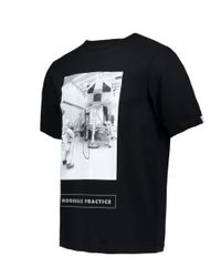 BBCICECREAM - Black Moonwalk Practice Tee for Men - Lyst