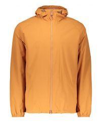 Barbour - Orange Irvine Jacket for Men - Lyst