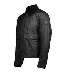 Belstaff - Black Mentmore Blouson for Men - Lyst