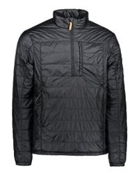 Fjallraven - Black Abisko Padded Pullover for Men - Lyst