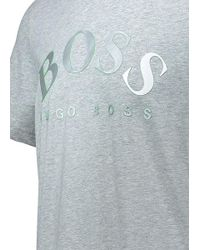BOSS - Gray Tallone T for Men - Lyst
