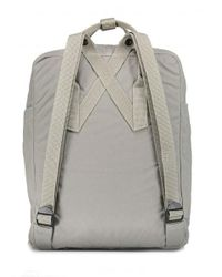 Fjallraven - Gray Kanken Bag for Men - Lyst