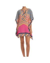 Trina Turk | Multicolor Theodora Dress | Lyst