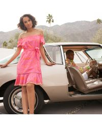 Trina Turk | Pink Sprightly Dress | Lyst