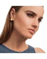 Trina Turk - Multicolor Palm Springs Flower Stud Earring - Lyst
