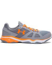 Under Armour | White Men's Ua Micro G® Strive V Training Shoes for Men | Lyst