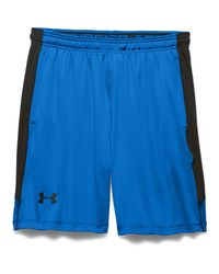 "Under Armour - Blue Men's Ua Raid 8"" Shorts for Men - Lyst"