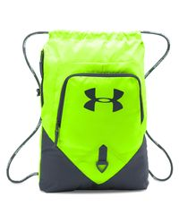 Under Armour - Multicolor Ua Undeniable Sackpack - Lyst