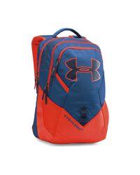 Under Armour | Multicolor Ua Storm Big Logo Iv Backpack | Lyst