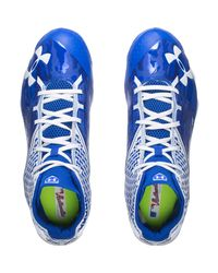 Under Armour | Multicolor Men's Ua Deception Mid Diamondtips Baseball Cleats — All-star Game Edition for Men | Lyst