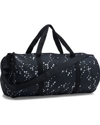 Under Armour | Black Ua Favorite Duffel | Lyst