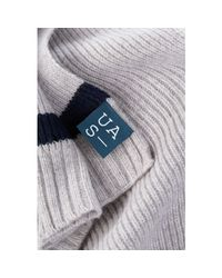 Under Armour - Blue Uas Assembly Knit Scarf for Men - Lyst