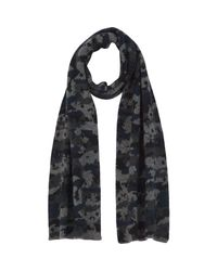 Under Armour - Multicolor Uas Assembly Camo Knit Scarf for Men - Lyst