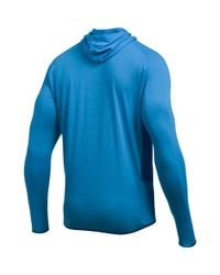 Under Armour - Blue Men's Ua Streaker Run Hoodie for Men - Lyst