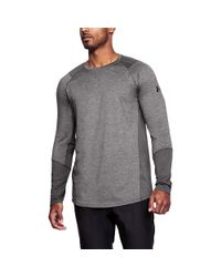 Under Armour - Gray Men's Ua Mk1 Long Sleeve for Men - Lyst