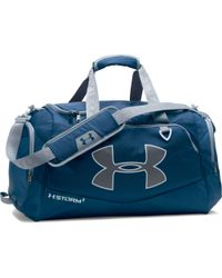 2f4bc59b7b Lyst - Under Armour Ua Storm Undeniable Ii Md Duffle in Blue for Men