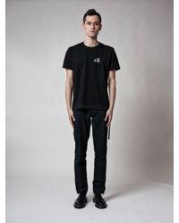 Tim Coppens - Black Poppy T-shirt for Men - Lyst