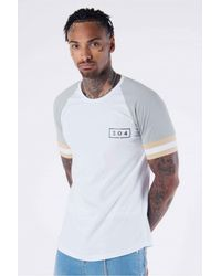 304 Clothing - White Bnd T-shirt for Men - Lyst