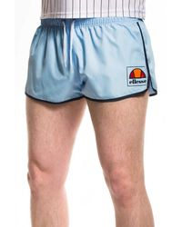 Ellesse - Blue Sampieri Shorts for Men - Lyst