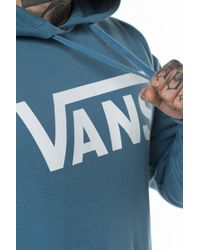 Vans - Blue Classic Pullover Hoodie for Men - Lyst