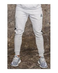 ACES Couture - Gray Joggers for Men - Lyst