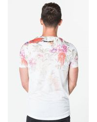 11 Degrees - White Sub T-shirt for Men - Lyst