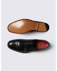 GRENSON - Black Ellery Monk Shoes for Men - Lyst