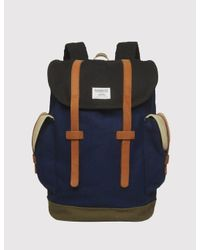 Sandqvist | Multicolor Vidar Backpack for Men | Lyst