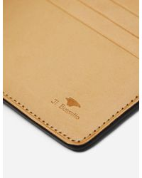 Il Bussetto - Brown Bi-fold Wallet (leather) for Men - Lyst