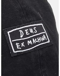 Deus Ex Machina - Black Cas Cap for Men - Lyst