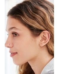 Urban Outfitters - Metallic Mac Ear Cuff Earring - Lyst
