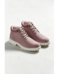 Urban Outfitters - Purple Uo Robert Low Lug Boot - Lyst