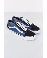 Vans - Blue Old Skool Sneaker for Men - Lyst