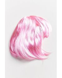 Urban Outfitters - Pink Bob Wig - Lyst