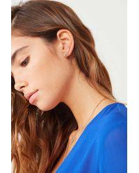 Urban Outfitters - Metallic Elizabeth Ear Climber Earring - Lyst