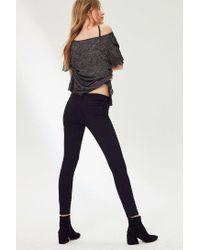 BDG - Twig Mid-rise Skinny Jean - Black - Lyst
