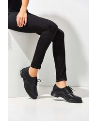 Dr. Martens | Black 1461 Mono 3-eye Oxford for Men | Lyst