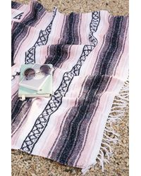 Urban Outfitters - Pink Falsa Blanket - Lyst