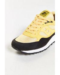 Saucony - Yellow Shadow 6000 Betta Pack Running Sneaker for Men - Lyst